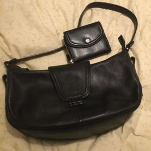 Calvin Klein Leather Bag & Wallet